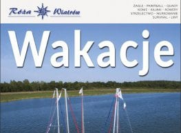 Nowy wakacyjny katalog