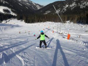 Obóz snowboardowy na Chopoku 11 - 19 lat