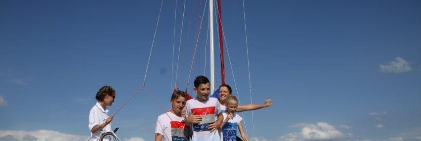 Wydaje Ci się, że Twoje dziecko nadaje się na obóz żeglarski?