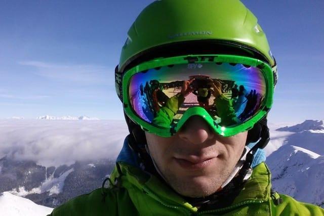 Instruktor snowboardingu