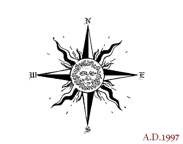 Logo nr 1 – 1997 rok.