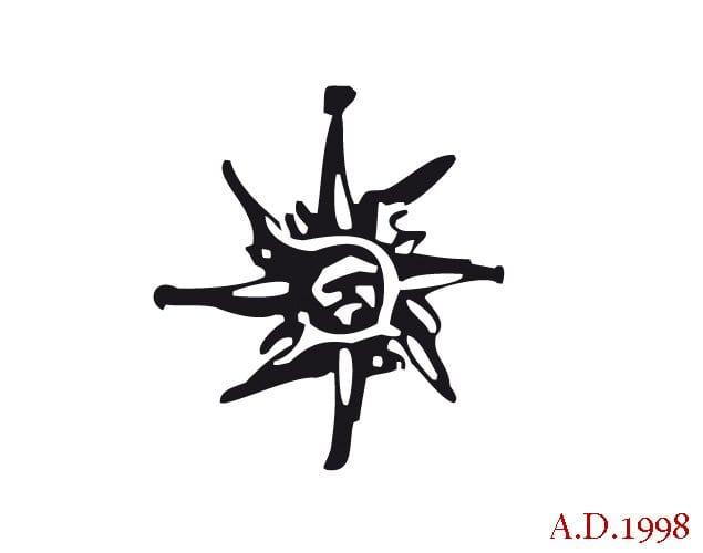 Logo nr 2 – 1998 rok.