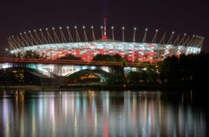 Warszawa - Stolica sportu, mediów i polityki