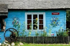 Kawęczyn, Gościniec Wiecha - W polskim gospodarstwie