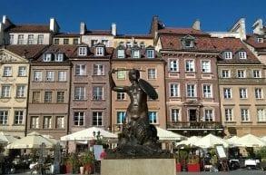 Warszawa - Wycieczka historyczna