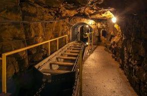 Tarnowskie góry - Stare Tarnowice, kopalnia srebra