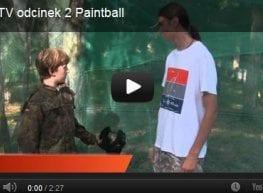 RozaTV pierwszy dzień na polu paintballowym