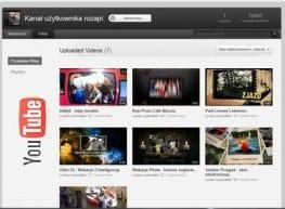 Nowości na naszym kanale video YouTube
