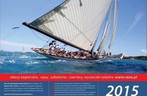 Kalendarz żeglarski 2015