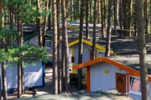 Pogorzelica 7 - 13 lat, Ośrodek z basem domki