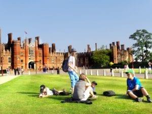Obóz młodzieżowy - Londyn i miasta Anglii - 11 - 18 lat