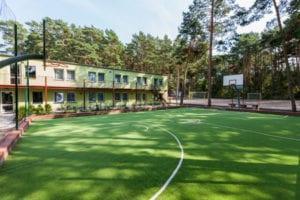 Pogorzelica - 7-13 lat ośrodek z basem; sport, integracja, atrakcje