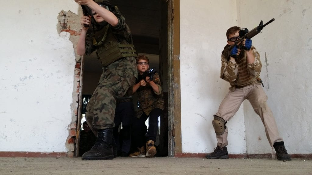 Counter Strike 2.0 – Obóz fabularny ASG 2019