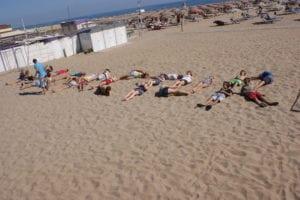 Plażing smażing i relaksing - Rimini 2019