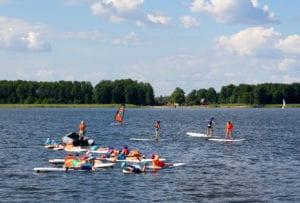 Ob.oz windsurfingowy - szkolenie