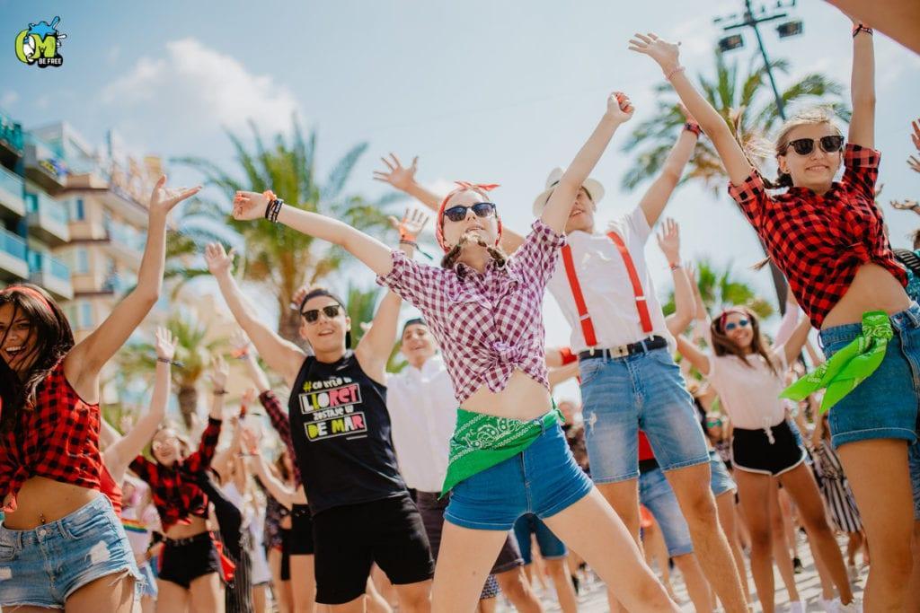 Obóz młodzieżowy w Hiszpanii 2019 - Hotel HAWAI***