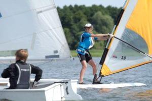 Szkolenie 3 - 4 godziny - obóz windsurfingowy