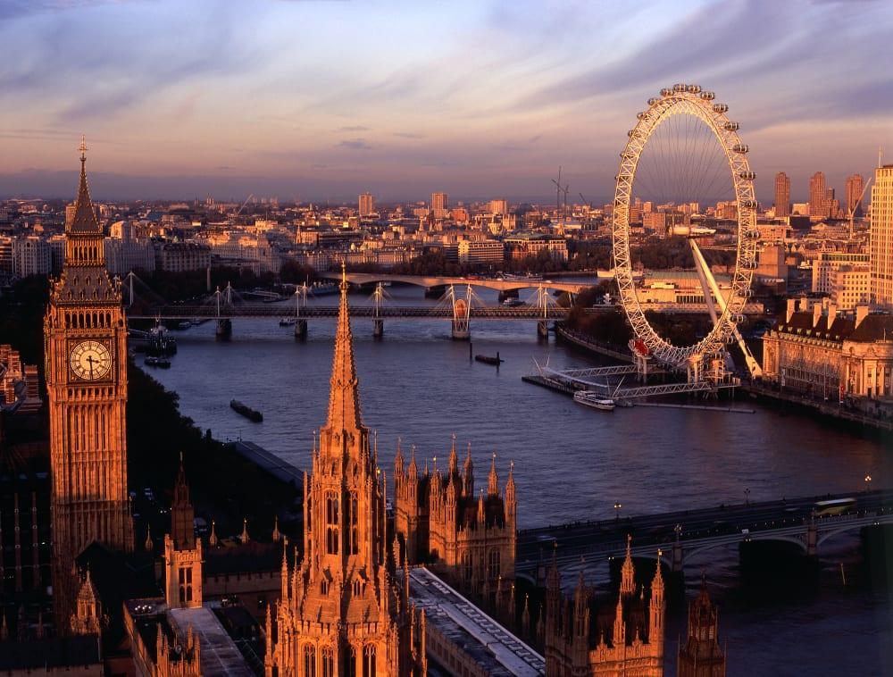 Londyn i miasta Anglii - obóz językowy