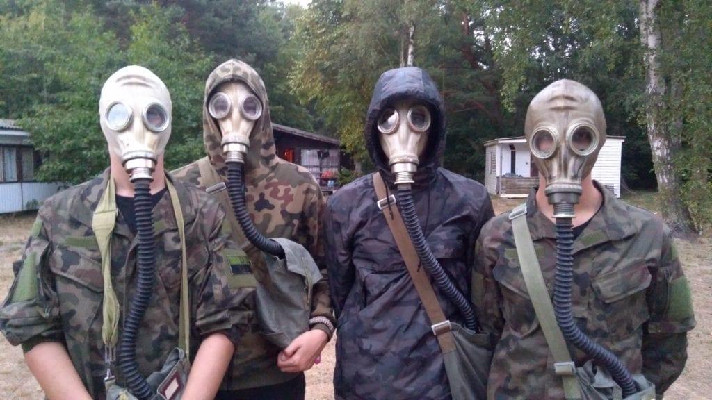 Radioaktywna Przygoda S.T.A.L.K.E.R. – Obóz fabularny