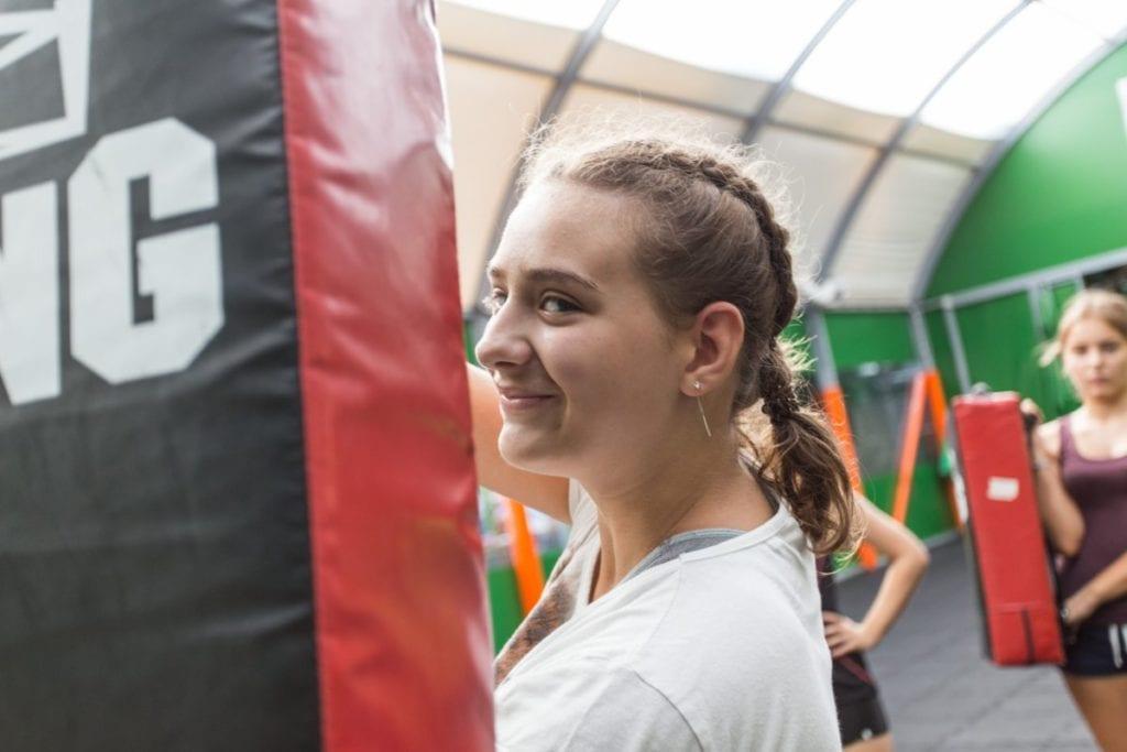 Obóz samoobrony dla dziewczyn 2019