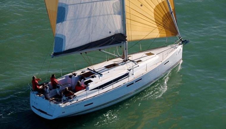 Rejs po Bałtyku Sun Odyssey 439 2019