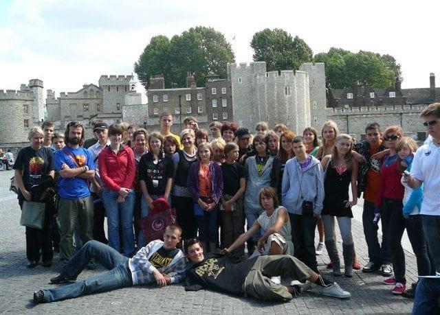 Londyn i miasta Anglii - językowy obóz młodzieżowy 11 - 18 lat