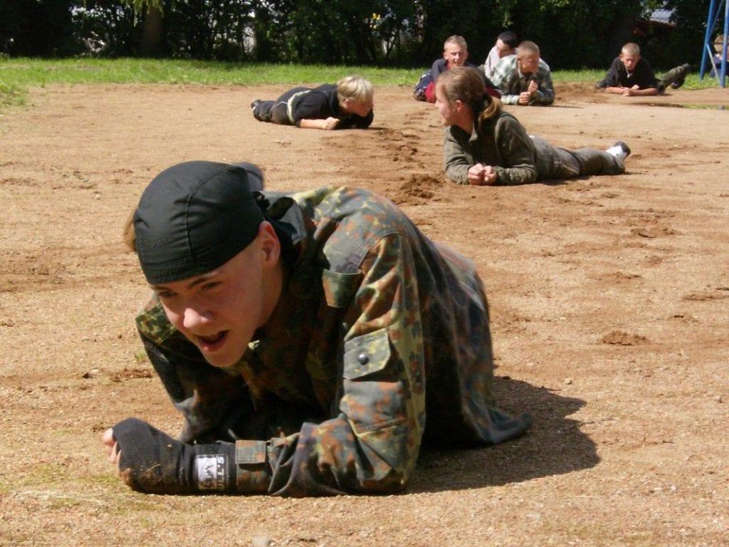 Universal Soldier - obóz militarny 2019