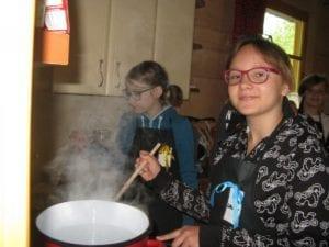 Mali Mistrzowie Kuchni, Małe Ciche, 10 - 15 lat