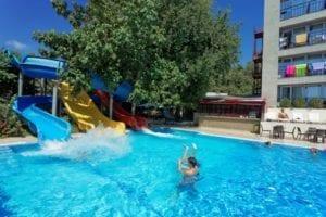 Obóz młodiezowy w Bułgarii - Złote Piaski - 12 - 18 lat