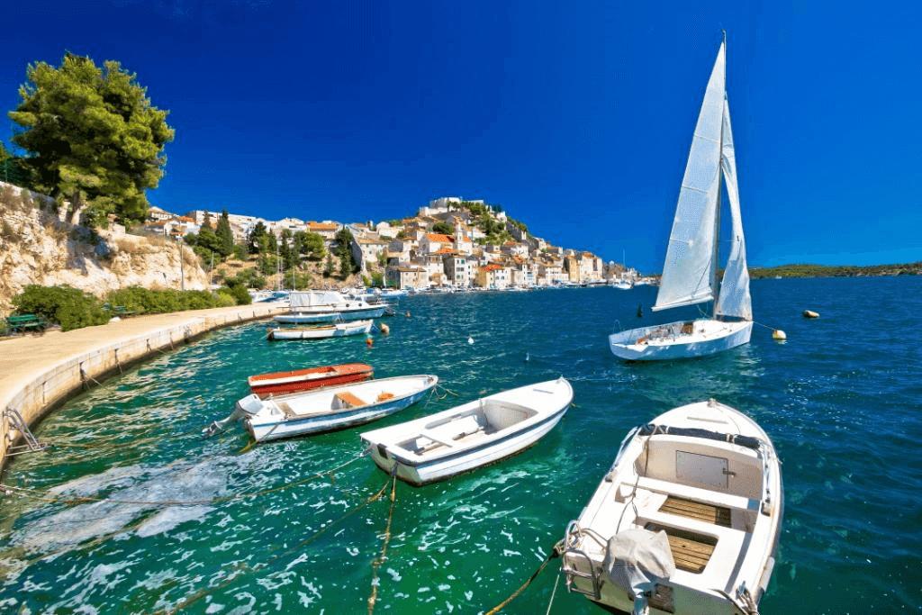 Rejsy na jachcie w Chorwacji 2019