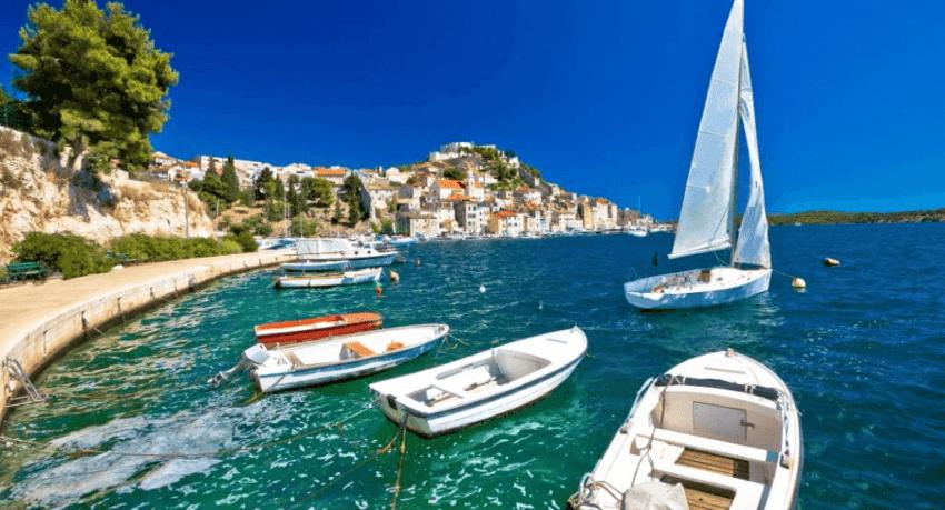 Trasy rejsów Chorwacji 2019