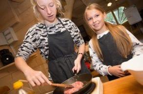 Maili mistrzowie kuchni uczestnicy 10 - 15 Małe Ciche
