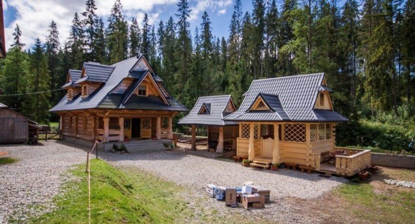 Pierwszy obóz w górach - bajkowa przygoda - pensjonat