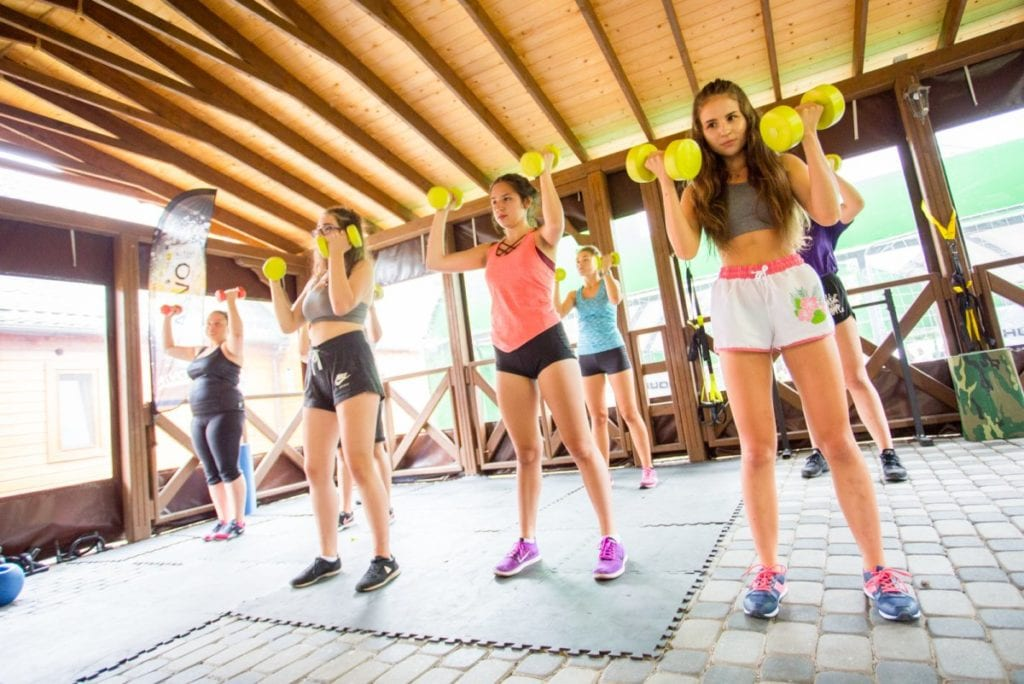 Uwierz w siebie - aktywny obóz fitness 2019