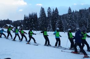 Obóz narciarski na Chopoku 2020