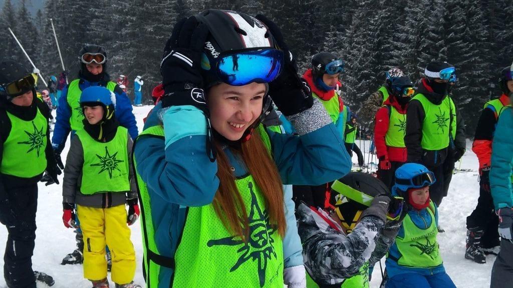 Obóz snowboardowy na Chopoku 2019