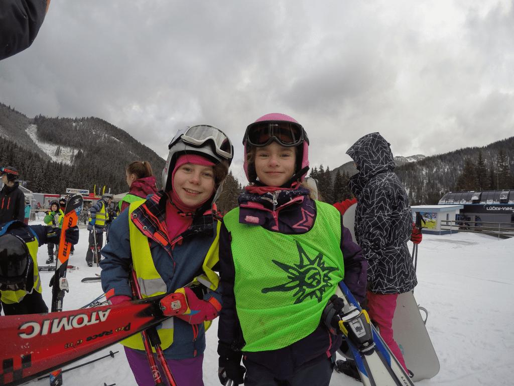 Obóz narciarski na Chopoku 2019