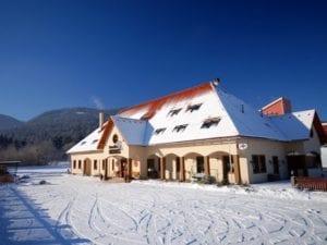 Horec Obóz narciarski na Chopoku