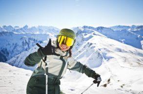 Obóz narciarski Austria