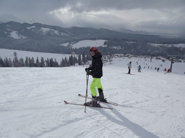 Obóz narciarski Małe Ciche