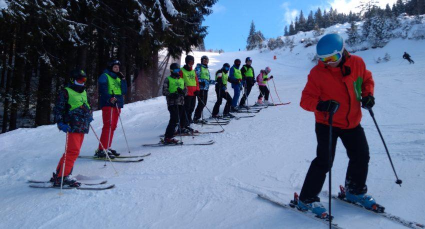 SkiCamp Austria 2020 (12-19 lat) ze stoku