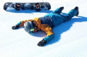 Austria snowboard Camp 2020 - 12-19 lat