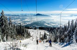 Obóz narciarski Słowacja