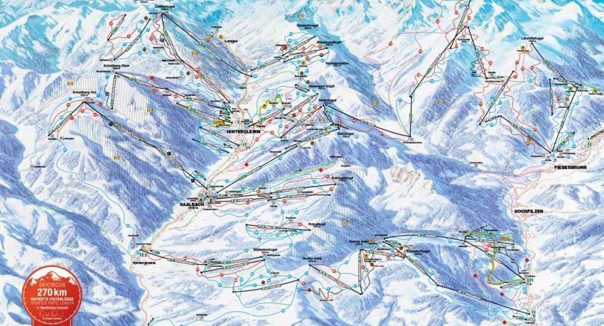 Ski Camp - gdzie jeździmy Austria 12-19 lat