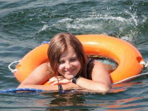 Obóz Hej Ho Przygodo! wodne zabawy