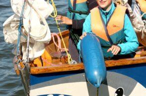 Hej Ho Przygodo! jacht rekin