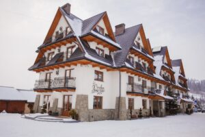 Zimowisko narciarskie Poronin 2021