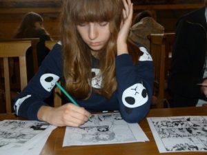Manga i anime uczestnicy