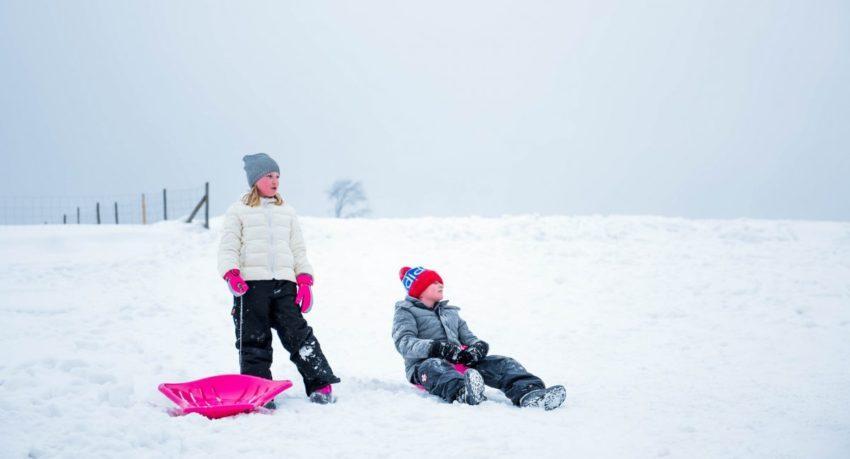 Zima na 100% zimowisko Małe Ciche