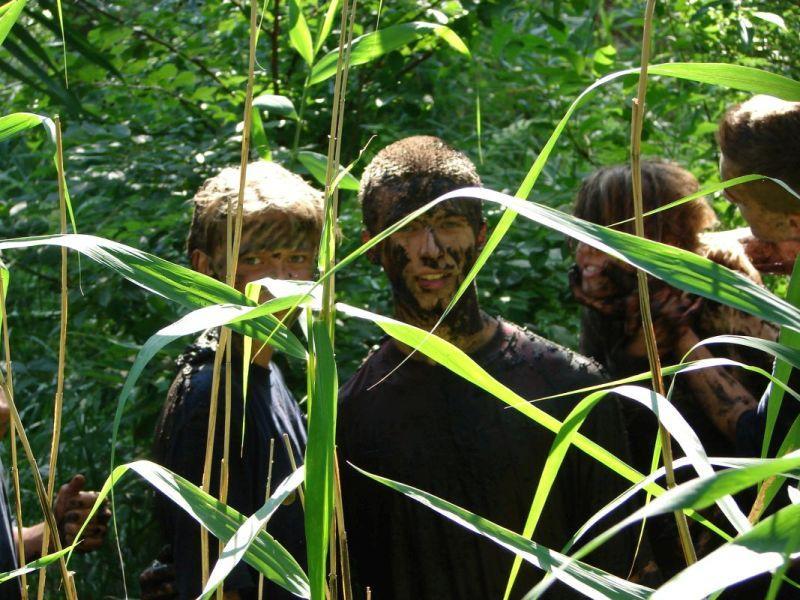 Śladami Beara Gryllsa- obóz survivalowy 2020